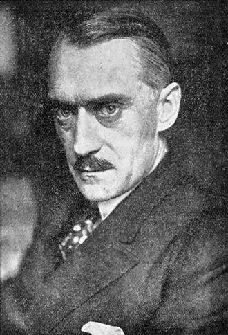 Leonhard Frank - Leonhard Frank, before 1929