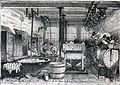 """Les merveilles de l'industrie, 1873 """"Atelier de tannerie des peaux au sumac, pour la préparation du maroquin"""". (4726548543).jpg"""