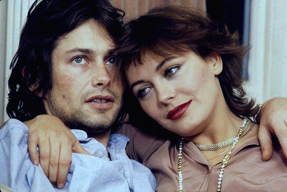 Lesley-Anne Down & Bruce Robinson
