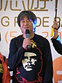 Leung Kwok-hung with Che Guevara T-shirt 20141108.jpg