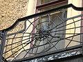 Lidval House balcony krestovik.jpg