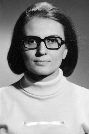 Bucharest student movement of 1956 - Ligia Filotti, law student, expelled