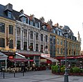 Lille, France. Place Rihour - panoramio.jpg