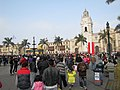 Lima Plaza de Armas - Independence Day - Lima, Peru (4869742567).jpg