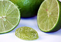 Lime with lime jelly candy (446341319).jpg