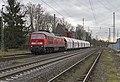 Lintorf Ludmilla DB 232 254 met de kalktrein Flandersbach-Beverwijk (23743488112).jpg