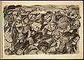 Lithograph by Leo Haas (1901-1983), Holocaust artist, who survived Theresienstadt and Auschwitz (5057579125).jpg