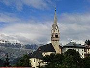 Church of Livinallongo