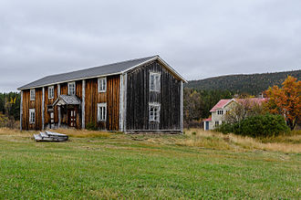 Abandonment (legal) - Abandoned farmhouses in Sweden circa 2015