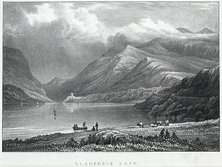 Llanberis lake