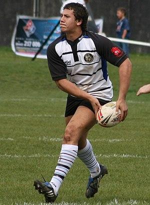 Lloyd White (rugby league) - Image: Lloyd White Crusaders