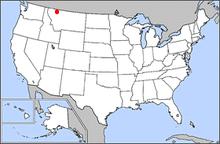 Blackfeet Nation Wikipedia - Indian reservation map us