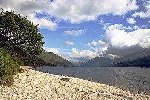 Il Loch Shiel