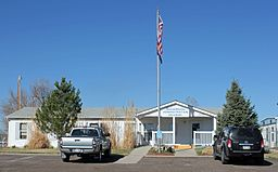 Lochbuie, Colorado Administration Building.JPG