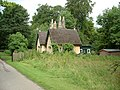 Lodge cottage, Blenheim Park - geograph.org.uk - 1408012.jpg