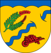 Coat of arms of Lyngsted / Løvensted