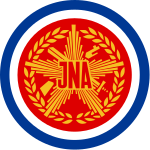 Logo of the JNA.svg
