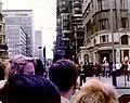 London parade 9 July 1974 - Waiting for the parade.jpg