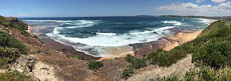 Dee Why - Looking South to Dee Why Beach