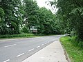 Looking W along the A258 - geograph.org.uk - 943515.jpg
