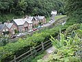 Looking down into the Lyn Valley from Watersmeet Road - geograph.org.uk - 939665.jpg