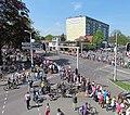Loolaan en Soerenseweg Apeldoorn tijdens Giro 2016.jpg