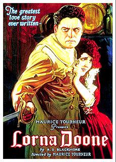 <i>Lorna Doone</i> (1922 film) 1922 film by Maurice Tourneur