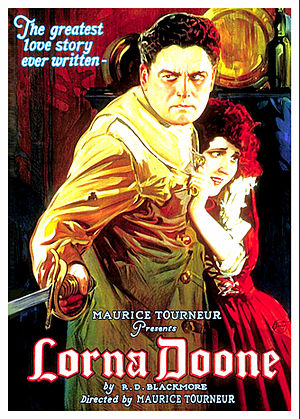 Lorna Doone (1922 film) - Image: Lorna Doone Poster