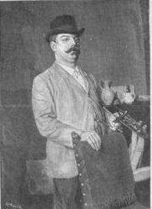 Louis Apol - Photo of Louis Apol around 1904