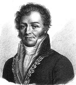 Louis Jacques Thénard - Louis Jacques Thénard