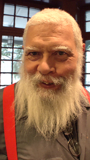 Samuel R. Delany - Delany at Kelly Writers House in 2016