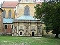 Lubiąż, kościół p.w. NMP, 1300, XVII, XVIII zew.JPG