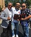 Lucio Fernandez, Alex Sensation & Ray Machado of Maxima Alerta.jpg