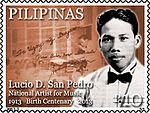 Lucio San Pedro 2013 stamp of the Philippines.jpg
