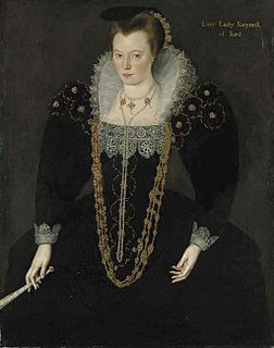Lucy Reynell Spouse of Sir Richard Reynell (1577-1652)