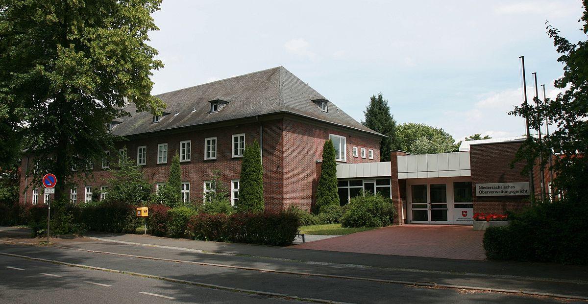 Oberverwaltungsgericht Niedersachsen
