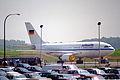 Luftwaffe Airbus A310; 10+23@IAD;26.07.1995 (5024514802).jpg