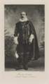 Luis Maria Augusto Pinto de Soveral, Marquess de Soveral as Count d'Almada, A.D. 1640 (by W. & D. Downey, photogravure by Walker & Boutall), 1897 - National Portrait Gallery (Ax41027).png