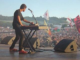 Lukas Wooller British keyboard player
