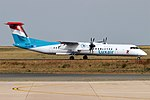 Luxair, LX-LQI, Bombardier Dash 8 Q400 (31398844868).jpg