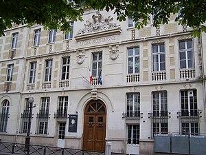Lycée Montaigne (Paris) - Lycée Montaigne