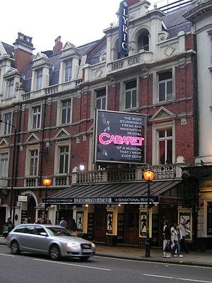 Lyric Theatre, London - The Lyric Theatre in April 2007