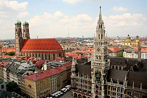 Mercer Quality of Living Survey - Munich, Germany
