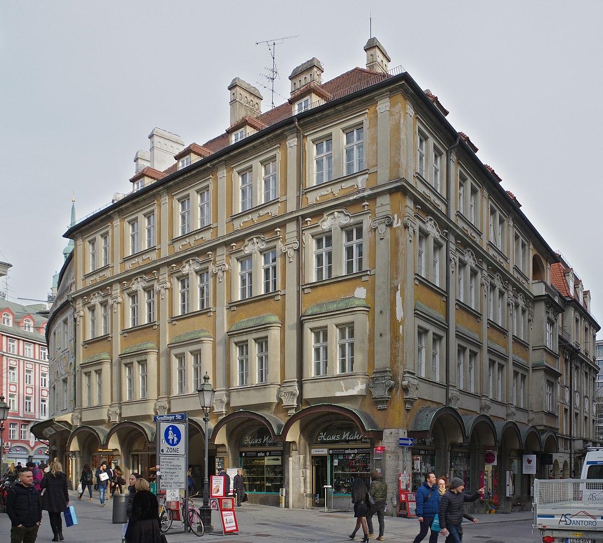 Ruffinihaus Wikipedia ~ 07043525_Brunnen Bohren Garten München