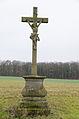 Münnerstadt, Wermerichshausen, Wegkreuz, D-6-72-135-236, 003.jpg