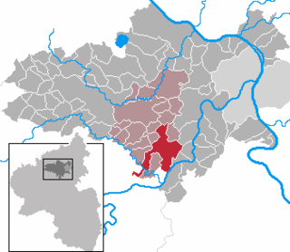 Münstermaifeld Place in Rhineland-Palatinate, Germany