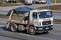 MAZ vehicle, Minsk (March 2020) p011.jpg