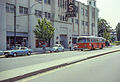 MBTA 8509 on Massachusetts Avenue at Roseland St in 1967.jpg