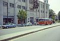 MBTA 8509 on Massachusetts Avenue at Roseland St in 1967.jpg