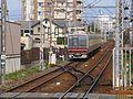 MT-Sangō Station-CrossoverTrack.JPG